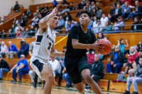 Gallery: Boys Basketball Muckleshoot Tribal School @ Lummi Nation